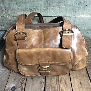Gorgeous Kate Landry Leather Shoulder  Bag